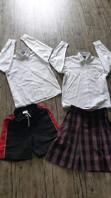 CAROLINE CHISHOLM BRAYBROOK School Uniform-GIRLS-  Size 12