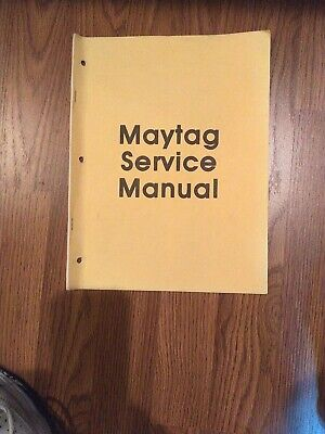 Maytag Service Manual Booklet Wico Magneto Model FW1718Twin Cylinder Multi Motor