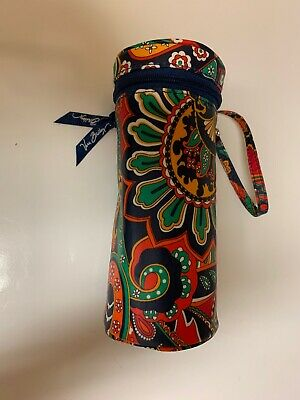 Vera Bradley Baby Bottle Caddy Holder Exact Item Fast Ship!