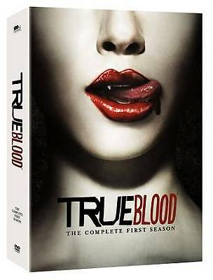 True Blood - The Complete First Season (5-Disc Set, BluRay DVD)