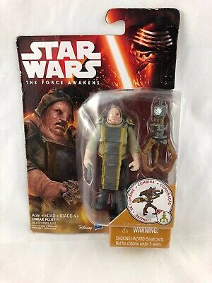 Star Wars - Force Awakens - Unkar Plutt - Action Figure - Hasbro - 2015