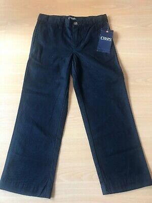 CHAPS Navy Trousers Chinos Age 3-4 Years BNWT