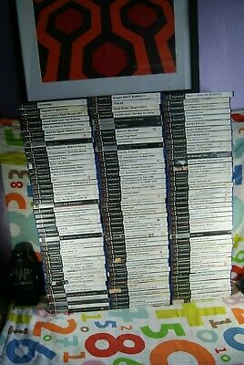 huge collection of 132 x PS2 games - Sony Playstation 2 job lot - tested