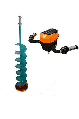 Trophy Strike 120V Electric Power Head with NILSUSA UR800PS Auger
