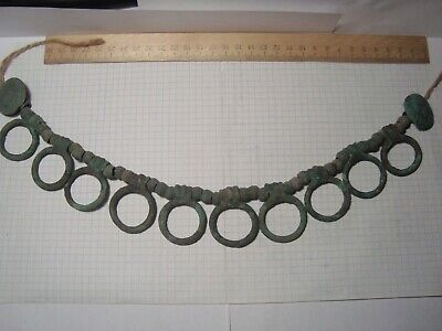 Bronze Age  Koban culture (c.1100 to 400 BC) Bronze jewelry 100%original