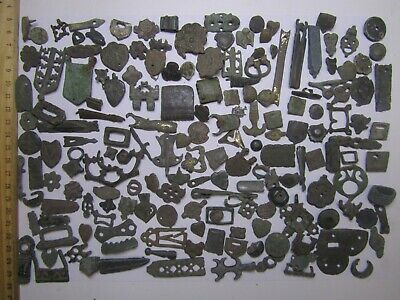 Ancient medieval fragment. Archaeology & Antiques medieval Europe (170artifacts)
