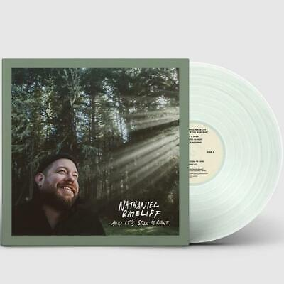 Rateliff Nathaniel And It's Still Alright Lp 180 Gr. Ocean Green Clear Vinyl