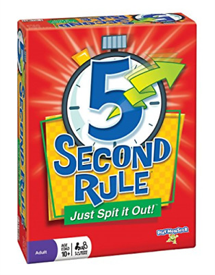 5 Second Rule GAME NEUF