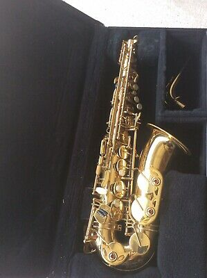 Accent Alto Saxophone (very clean)