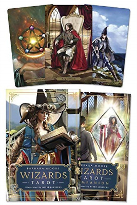 Wizards Tarot (US IMPORT) ACC NEW