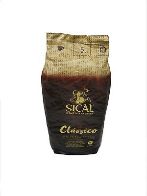 Sical Lote Classico Portuguese coffee beans 5 Etrellas 1kg -TRACKED SERVICE