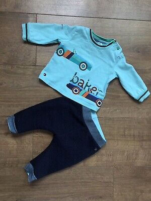 Ted Baker Baby Boys 2pcs Outfit Set Top & Trousers Size 3-6 Months