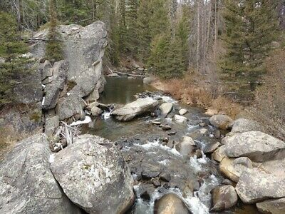 GOLD MINE Historic Basin MT Flat Nose Bart Placer 20 Acre Gold Mining Claim