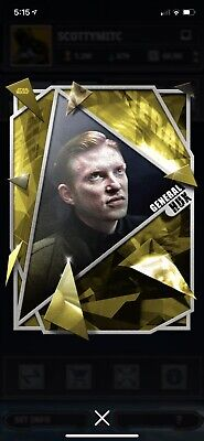 Topps Star Wars Card Trader Silver Fractured General Hux Epic