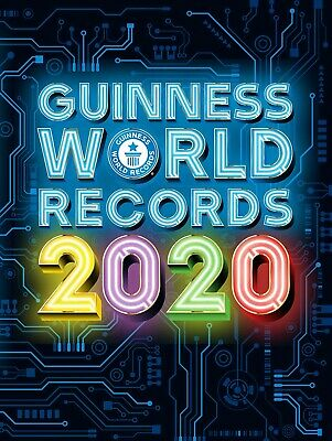 Guinness World Records 2020 (Hardcover, 2019) by Guinness World Records
