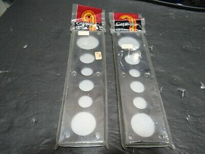 Capital Plastic Holder For US Silver Eagle Proof Set Black Coin Display New Gift