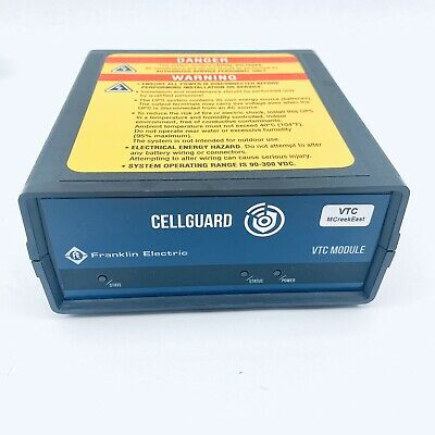 Franklin Electric Cellguard String Voltage, Temperature And Current Module (Vtc)