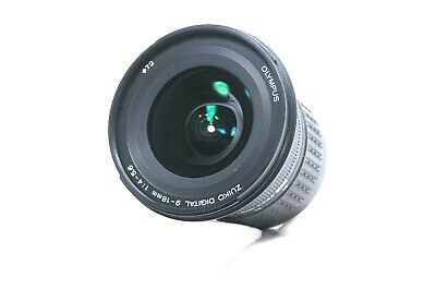 Olympus Digital 9-18mm f/4.0-5.6 Zuiko ED Lens 4/3 Four Thirds *NOT for MICRO*