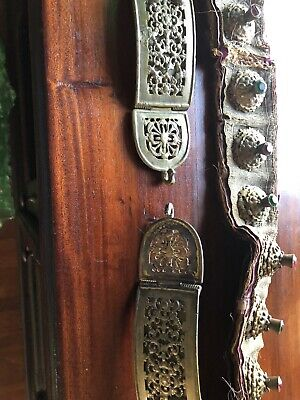Antique Ottoman, Silver Filigree Belt