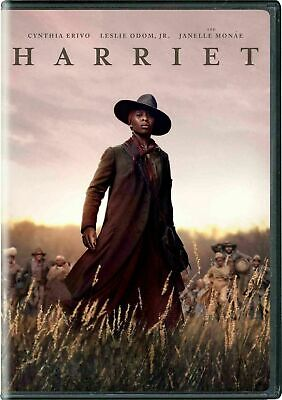 Harriet (DVD,2019) NEW<<<SHIPPING NOW !