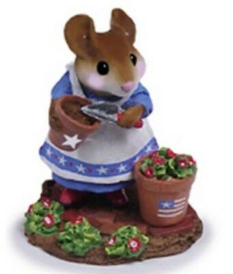 NEW, M-237 Special USA Patient Lucy, Limited number, Wee Forest Folk with box