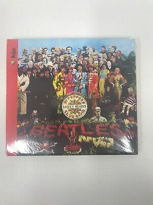 NEW & Sealed  Beatles - Sgt. Pepper's Lonely Hearts Club Band (2009) New