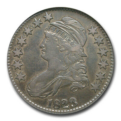 1823 Capped Bust Half Dollar VF-25 NGC - SKU#207971