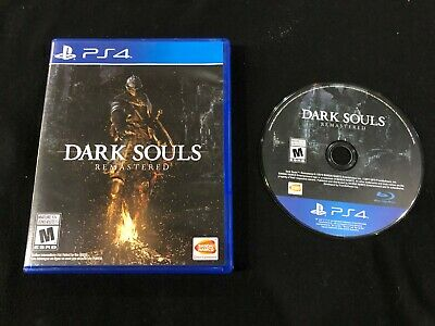 Playstation 4 PS4 Video Game: Dark Souls Remastered