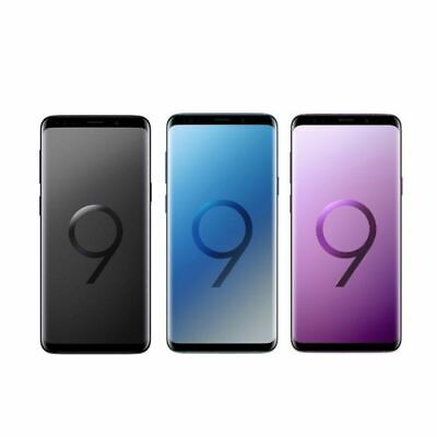 Samsung Galaxy S9 Plus SM-G965 64GB AT&T ONLY 4G LTE Android Smartphone - Shadow