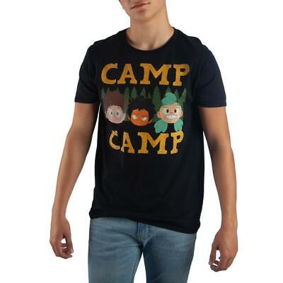 Hombres Camp Camp Personajes Personaje Camisa