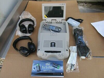MOPAR OEM 82207997 Media System Monitor w/ DVD NIB NOS Overhead Player