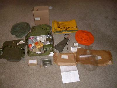 Military Hot Climate Survival Kit Us Army
