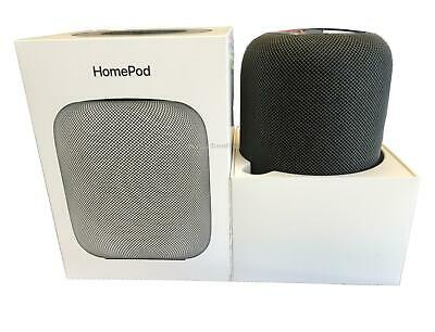 A1639 Apple HomePod Portable Wireless Smart Speaker Space Gray MQHW2LL/A