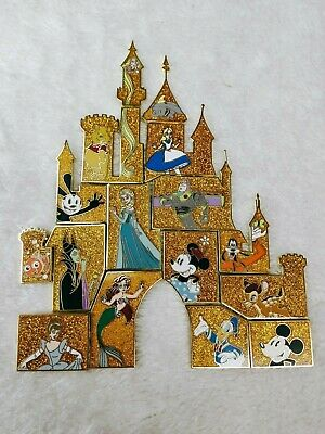 Disney Pin Trading  Assorted Pin Lot - Brand NEW Pins - No Doubles - Tradable