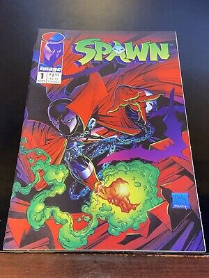 1992 SPAWN #1 1st issue NM- Near Mint- TODD MCFARLANE movie coming