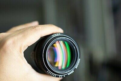 Nikkor 50mm 1.2 AIS : Mint Condition Late Edition