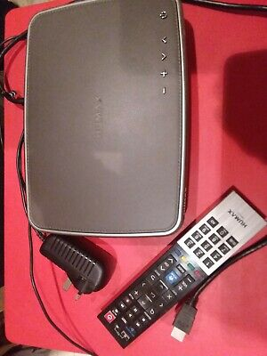 Humax FVP-4000T 1TB Freeview Set Top Box Recorder Play HD TV Aerial Needed
