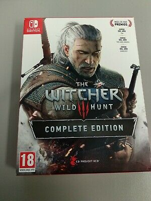 THE WITCHER 3 Complete Edition-SWITCH