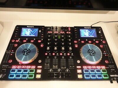 Numark NV Intelligent Dual Display 4 Channel Controller for Serato & Virtual DJ