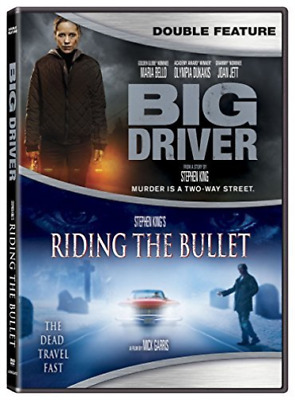 Big Driver / Stephen King`s...-Big Driver / Stephen King`s Riding The  Dvd Nuovo