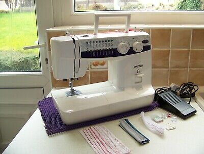 Superb Brother Xl-5021  F/A 17 Stitch  Sewing Machine,Heavy Fabric,Serviced