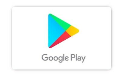 Google Play Gift Card - $25 $50 or $100