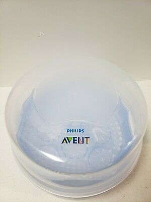 Philips AVENT SCF281/05 Microwave Steam Sterilizer for Baby Bottles