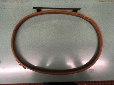 Melco Superstar Wooden Spring Load Hoop Flat Embroidery