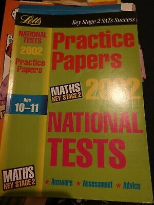 KS2 National Test Practice Papers: Maths: Maths Key stage 2 (Key Stage 2 Nation