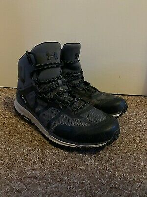 Mens Under Armour Gore-Tex Boots - Grey - Uk Size 10.5