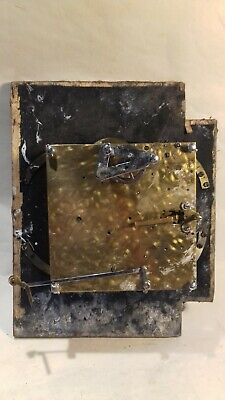 Vintage Enfield Chime Silent Clock for parts