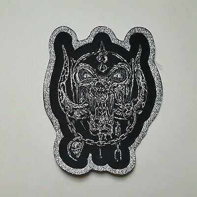 Motorhead - Snaggletooth Woven Patch - Lemmy sodom bathory metallica iron maiden
