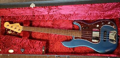 2018 Fender 60's Decade Precision Bass Made In USA with Lindy Fralin P&J's
