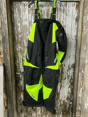 Castle X Fuel G6 Pant Hi-Vis 2Xl 73-7259